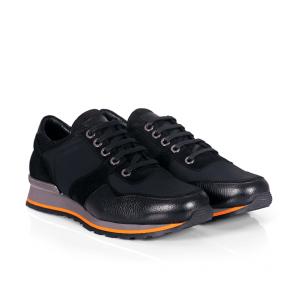 Мъжки обувки от естествена кожа BRC-96106 - 2