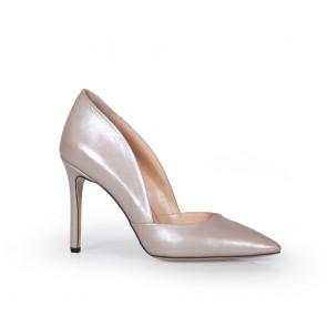 Дамски обувки от естествена кожа BV-2585