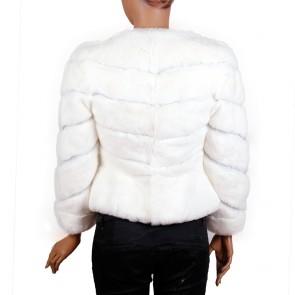 Дамско яке от етсествена кожа - 2
