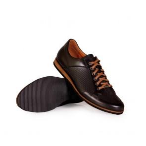 Мъжки обувки от естествена кожа CP-1884 - 2