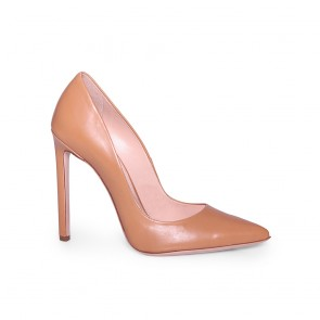 Дамски обувки от естествена кожа CP-2764
