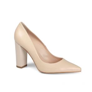 Дамски обувки от естествена кожа CP-2888