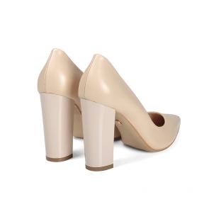 Дамски обувки от естествена кожа CP-2888 - 2