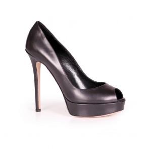 Дамски обувки от естествена кожа CP-29478