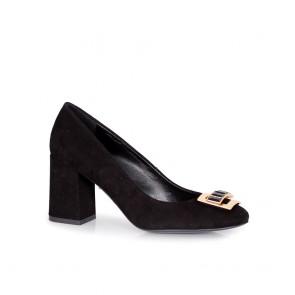 Дамски обувки от естествeн велур
