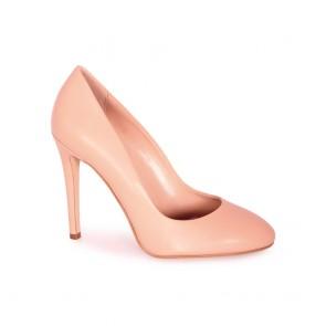 Дамски обувки от естествена кожа
