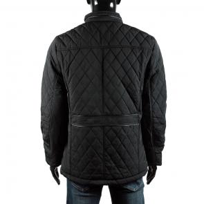 Мъжко яке от текстил DN-3665 - 2