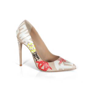 Дамски обувки от естествена кожа DV-035-02-1