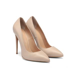 Дамски обувки от естествена кожа DV-035-02 - 2