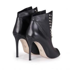 Дамски обувки от естествена кожа DV-078-208 - 2