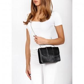 Дамска чанта от естествена кожа DV-22 - 2