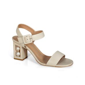 Дамски сандали от естествена кожа DV-239-01