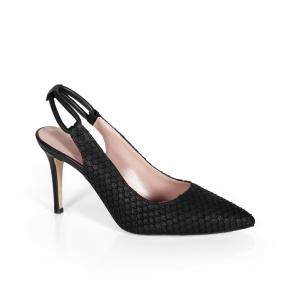 Дамски сандали от естествена кожа DV-2810