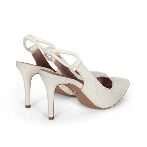 Дамски сандали от естествена кожа DV-2810 - 2
