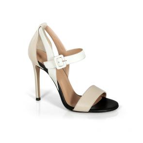 Дамски сандали от естествена кожа DV-709-106