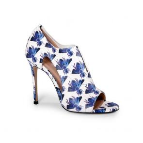 Дамски обувки от естествена кожа DV-709-48