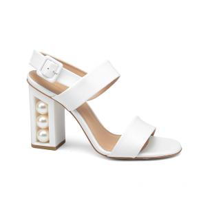 Дамски сандали от естествена кожа DV-81-129