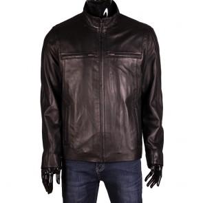 Мъжко яке от естествена кожа ENV-3255