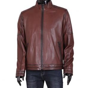 Мъжко яке от естествена кожа ENV-3357