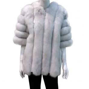 Дамско палто от естествена кожа ERD-1725