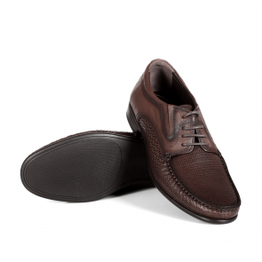 Мъжки обувки от естествена кожа ETR-12795 - 2