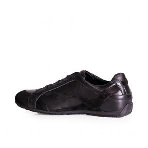 Мъжки спортни обувки естествена кожа ETR-8789 - 2