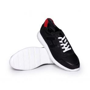 Мъжки обувки от естествен набук ETR-8907 - 2