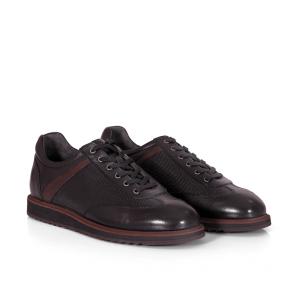 Мъжки обувки от естествена кожа ETR-8934 - 2