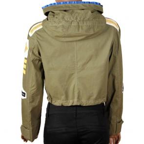Дамско яке от текстил FC-2375  - 2