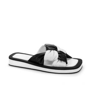 Дамски чехли от естествена кожа FPF-A24