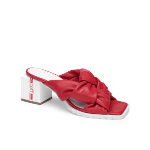 Дамски чехли от естествена кожа FPF-A36