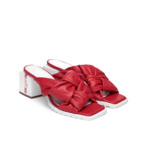 Дамски чехли от естествена кожа FPF-A36 - 2