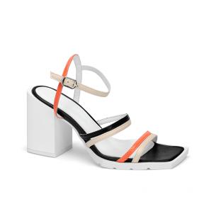 Дамски сандали от естествена кожа FPF-A39