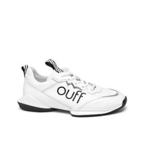 Дамски спортни обувки от естествена кожа FPF-A59