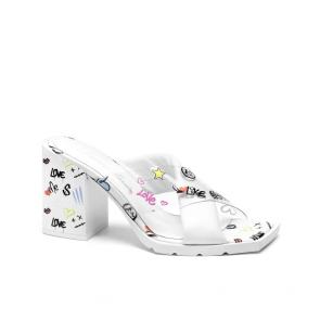 Дамски сандали от естествена кожа FPF-A78