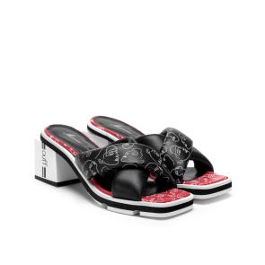 Дамски чехли от естествена кожа FPF-A98 - 2