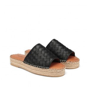 Дамски чехли от естествена кожа GF-M-101 - 2