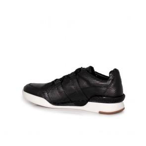Мъжки спортни обувки от естествена кожа - 2