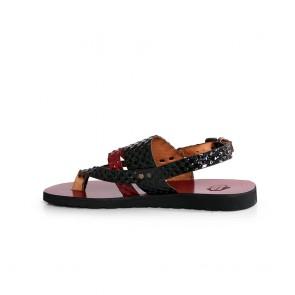 Мъжки сандали от естествена кожа GN-193786 - 2