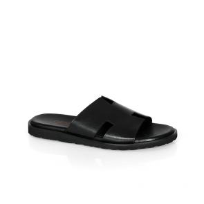 Мъжки чехли от естествена кожа GN-33329