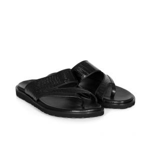 Мъжки чехли от естествена кожа GN-3369/1 - 2