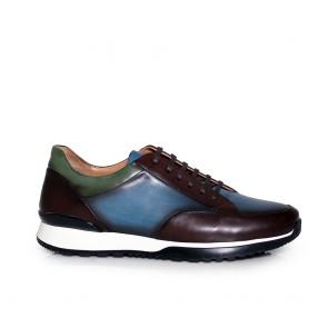 Мъжки обувки от естествена кожа GN-6804