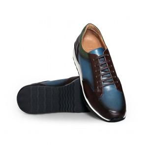 Мъжки обувки от естествена кожа GN-6804 - 2
