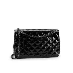 Дамска чанта от еко лак GRD-10008 - 2