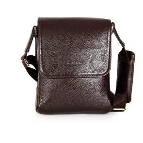Мъжка чанта от естевествена кожа