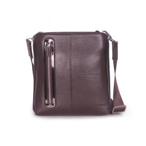 Мъжка чанта от естествена кожа GRD-1851