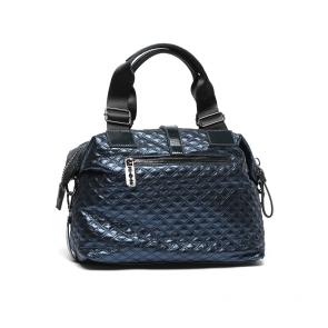 Дамска чанта от еко кожа и лак GRD-462 - 2