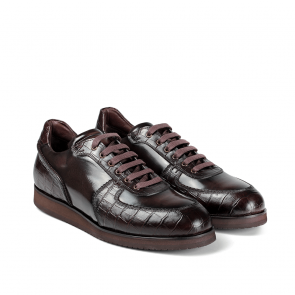 Мъжки обувки от естествена кожа GRI-3860-04 - 2
