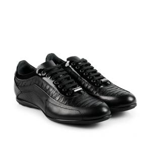 Мъжки обувки от естествена кожа и лак GRI-1720-17 - 2