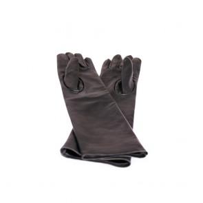 Дамски ръкавици от естествена кожа  - 2